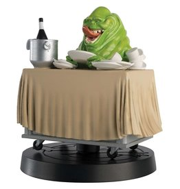 Eaglemoss Ghostbusters Slimer Figurine with Collector Magazine