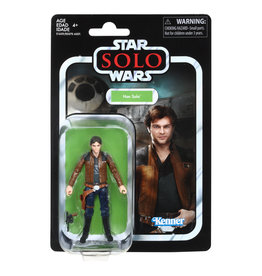 Hasbro Star Wars The Vintage Collection Han Solo 3.75-inch Figure