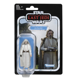 Hasbro Star Wars The Vintage Collection Luke Skywalker (Jedi Master) 3.75-inch Figure