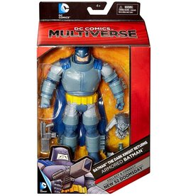 Mattel DC Comics Multiverse The Dark Knight Returns Armored Batman Figure