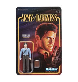 Super7 Army of Darkness ReAction Figure - Medieval Ash