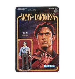 Super7 Army of Darkness ReAction Figure - Hero Ash