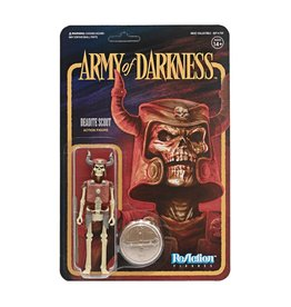Super7 Army of Darkness ReAction Figure - Deadite Scout