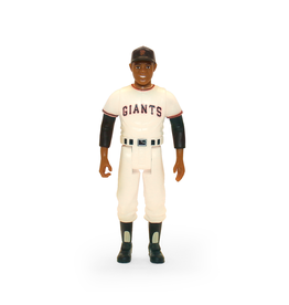 Super7 MLB CLASSIC REACTION FIGURE - WILLIE MAYS (SAN FRANCISCO GIANTS)