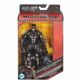 Mattel DC Comics Multiverse Justice League Tac-Suit Batman Figure