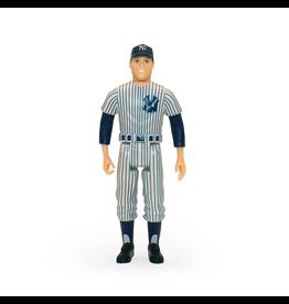 Super7 MLB CLASSIC REACTION FIGURE - MICKEY MANTLE (NEW YORK YANKEES)