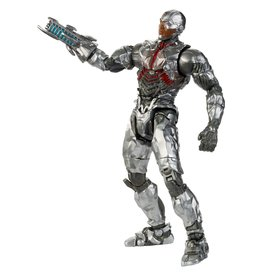 Mattel DC Comics Multiverse Justice League Cyborg Figure