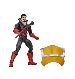 Hasbro Marvel Legends Black Tom Cassidy (Strong Guy BAF)