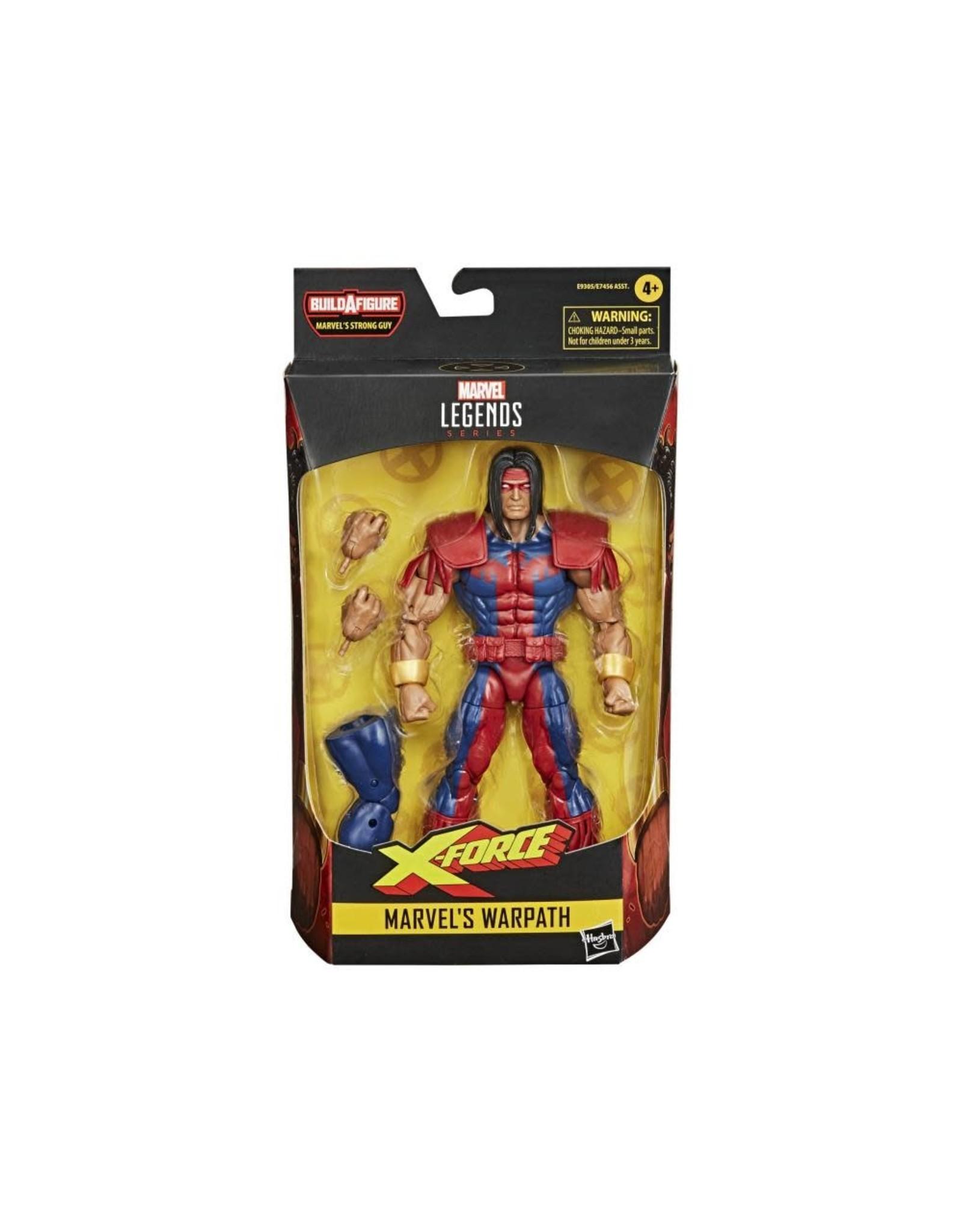 Strong Guy BAF X-Men Marvel Legends Warpath Loose X-Force X-Factor
