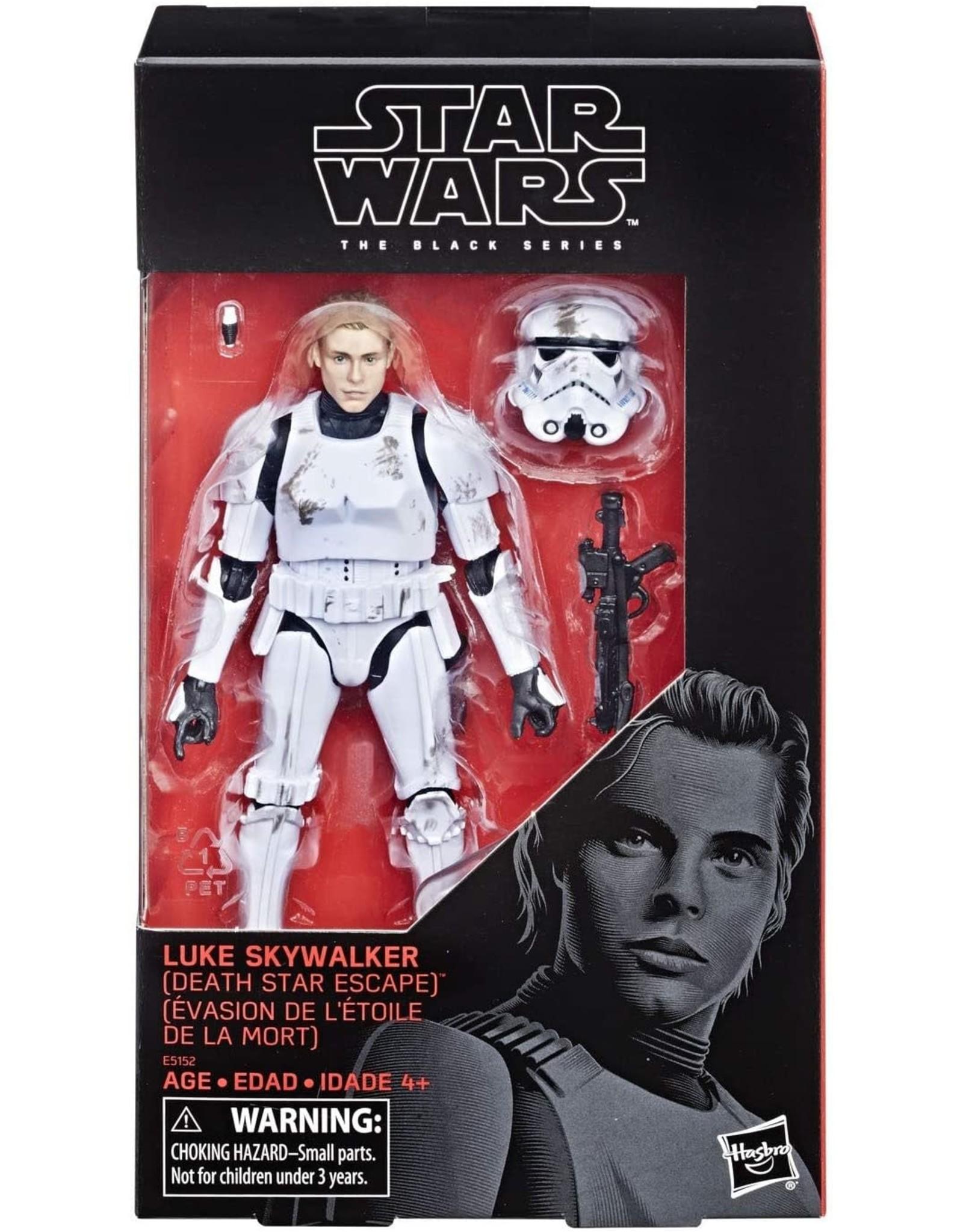 Hasbro Star Wars The Black Series Luke Skywalker (Death Star Escape)