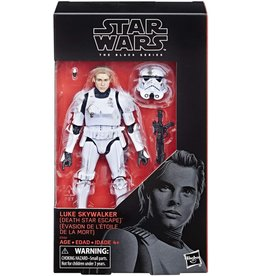 Hasbro Star Wars The Black Series Luke Skywalker (Death Star Escape)