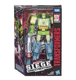 Hasbro Transformers War for Cybertron: Siege Voyager Springer