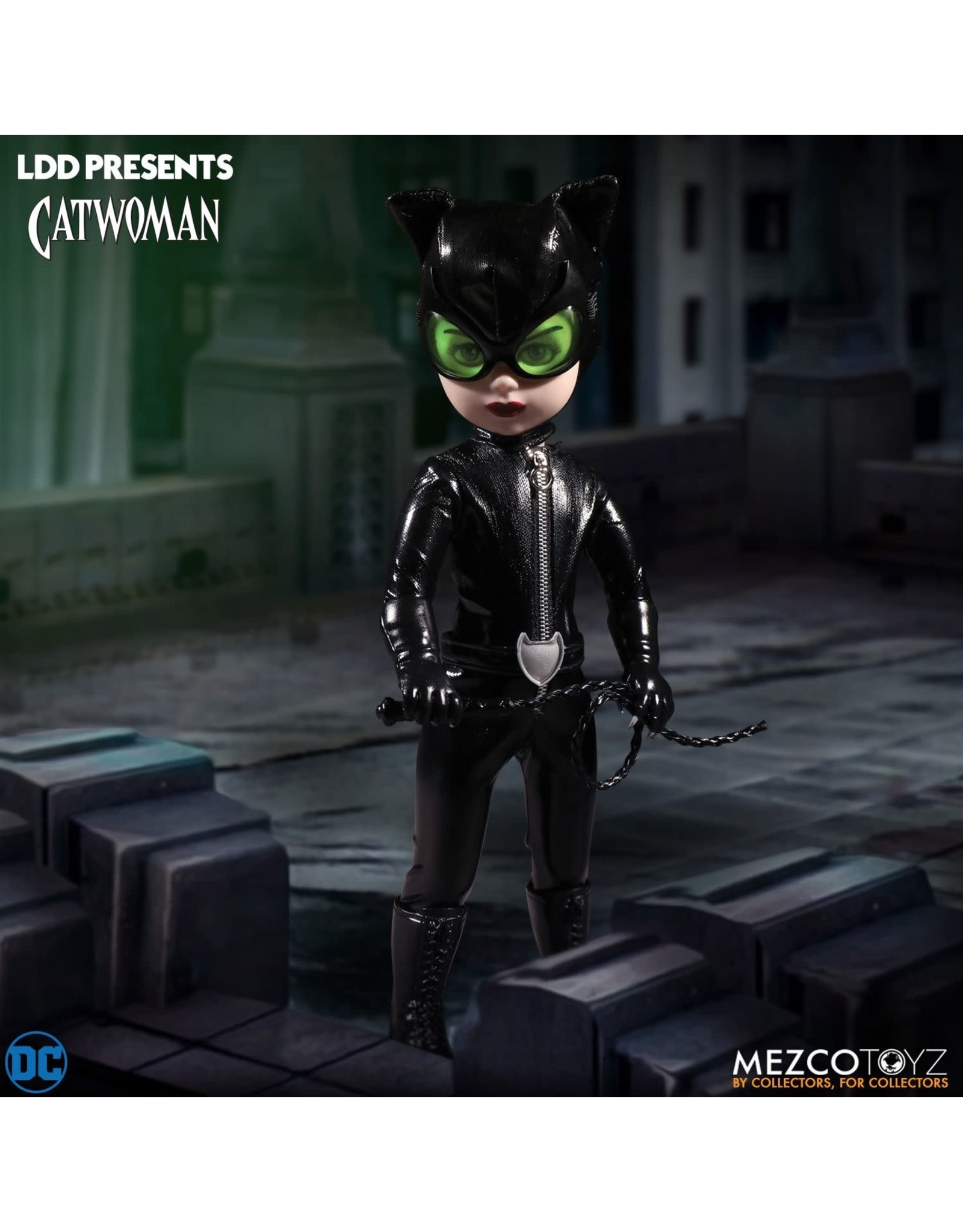 Mezco LDD Presents: DC Comics Catwoman