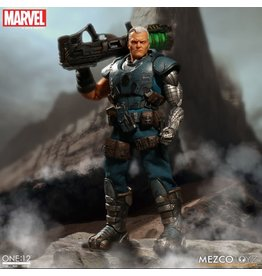Mezco Marvel One:12 Collective Cable Mezco