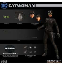 Mezco DC Comics One:12 Collective Catwoman Mezco