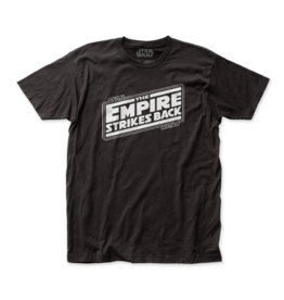 Impact Merch Star Wars – ESB Logo T-Shirt