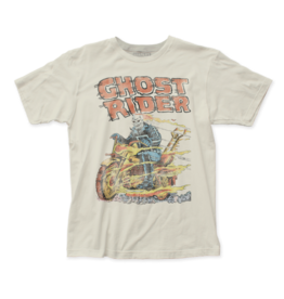 Impact Merch Ghost Rider – Hell on Wheels T-Shirt