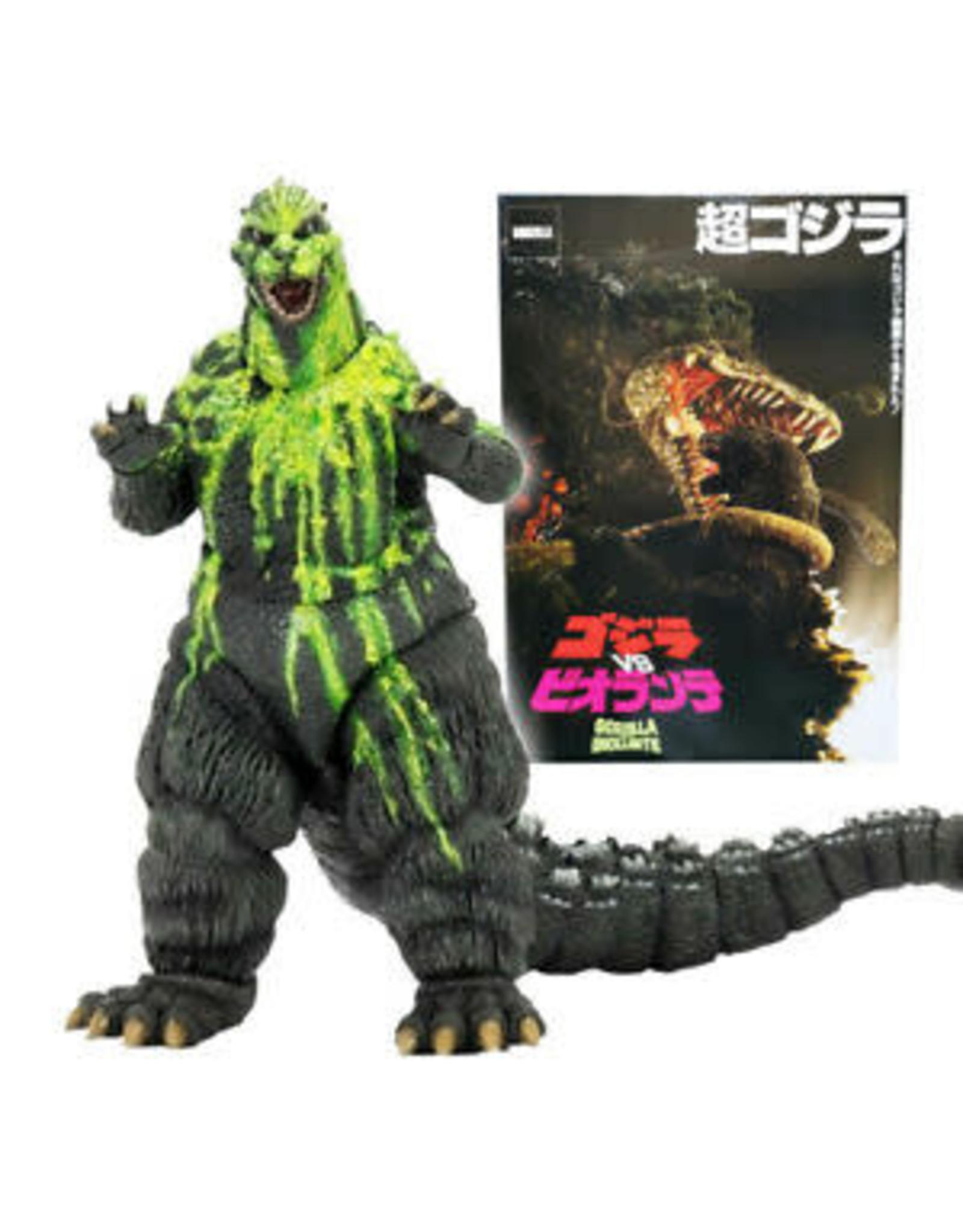 NECA NECA Godzilla Vs Biollante 1989 Godzilla Biollante Bile