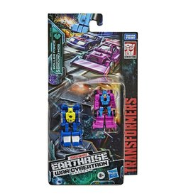 Hasbro Transformers Earthrise War for Cybertron - Micromaster: Roller Force & Ground Hog