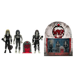 ReAction Slayer Live Undead 3-Pack Reaction Figures by Super7