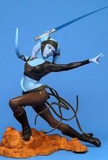 Hasbro Star Wars Unleashed Aayla Secura Figure