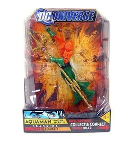 Mattel DC Universe Classics Wave 2 Aquaman Action Figure [Short Hair]