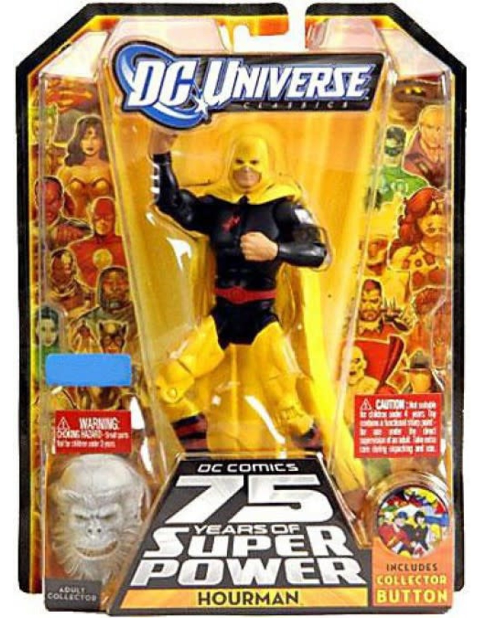 Mattel DC Universe Classics: DC Comics 75 Years of Super