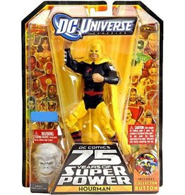Mattel DC Universe 75 Years of Super Power Classics Ultra HUMANITE Series Hourman Action Figure