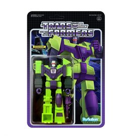 ReAction Transformers Reaction Wave 3 - Devastator