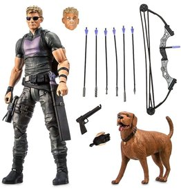 Diamond Select Toys Marvel Select Avenging Hawkeye Action Figure