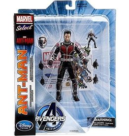 Diamond Select Toys Marvel Select Ant-Man Exclusive Action Figure [Paul Rudd's Head]