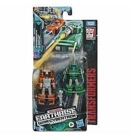 Hasbro Transformers War for Cybertron Earthrise Micromaster Military Patrol