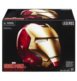 Hasbro Marvel Legends Iron Man Electronic Helmet