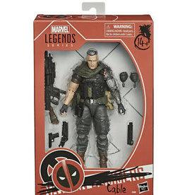 Hasbro Marvel Legends Cable Deadpool 2 Movie X-Men (Exclusive)