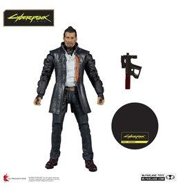 McFarlane Toys Cyberpunk 2077: Takemura Action Figure