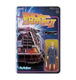 Super7 Back to the Future 2 ReAction Figure Wave 1 - Biff Tannen Bathrobe