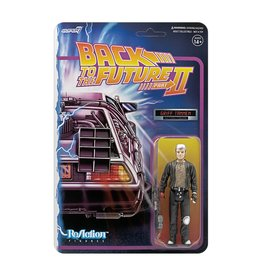 Super7 Back to the Future 2 ReAction Figure Wave 1 - Griff Tannen