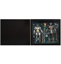NECA NECA 2019 SDCC Exclusive Batman Vs Predator 2-Pack