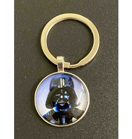 Graveyard Customs Vader Glass Keychain