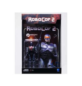 Hiya Toys RoboCop 2 RoboCop (Kick Me) 1:18 Scale SDCC 2020 Limited Edition Exclusive Figure