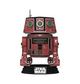 Funko Funko Pop! Star Wars: Galaxy's Edge - M5-R3 Unit 401 (Target Exclusive)