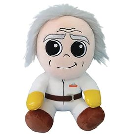 kidrobot BACK TO THE FUTURE DOC BROWN PHUNNY PLUSH