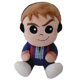 kidrobot BACK TO THE FUTURE MARTY MCFLY PHUNNY PLUSH