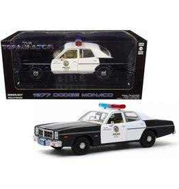 Greenlight Collectibles Terminator Diecast - 1977 Dodge Monaco Police Car