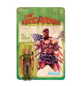 Super7 Toxic Avenger ReAction Figure - Authentic Movie Variant