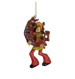 Jim Shore Scooby-Doo Shaggy Holding Scooby Ornament by Jim Shore