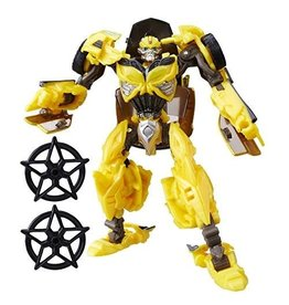 Hasbro Transformers The Last Knight Premier Edition Bumblebee - Deluxe