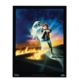 Factory Entertainment Back To the Future - Then One Day... Part I Lithograph