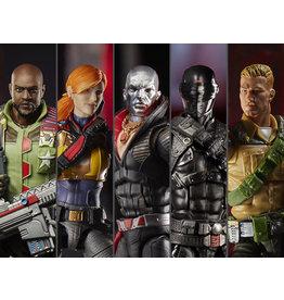 Hasbro G.I. Joe Classified Series Wave 1 Set of 5 Figures