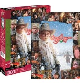 Aquarius A Christmas Story 1,000-Piece Puzzle